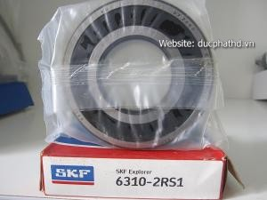Vòng Bi SKF 6310-2RS1